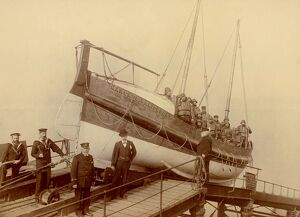 Margate Lifeboat Crew c. 1901