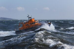 Torbay Severn class lifeboat Alec and Christina Dykes