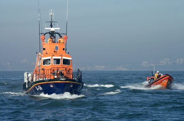 Trent class lifeboat Windsor Runner (Civil Service No 42) 14-06 ON 1204