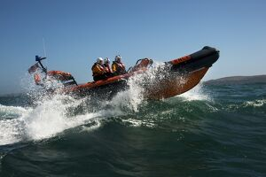 Baltimore Atlantic 75 inshore lifeboat Bessie