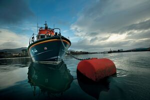 Castletownbere Severn class lifeboat Annette Hutton