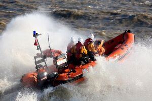 Clacton Atlantic 75 class lifeboat Robert George Alexander