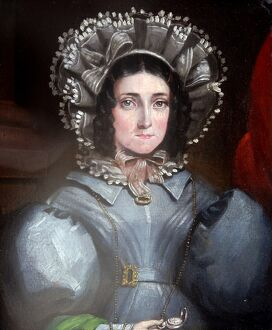 heritage/grace darling oil panel unknown artist attributed