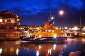 Hartlepool Trent class lifeboat Betty Huntbatch