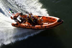 Kinsale Atlantic 75 inshore lifeboat Miss Sally Anne (Baggy) 2