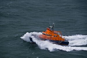 Kirkwall severn class lifeboat Margaret Foster 17-13