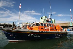 Poole Tyne class lifeboat City of Sheffield