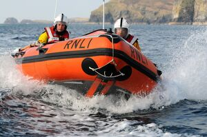Port st Mary D-Class Inshore Lifeboat John Batson