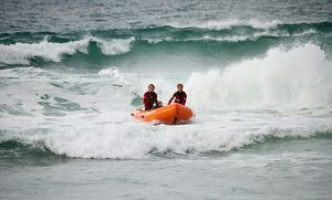 Porthtowan lifeguards