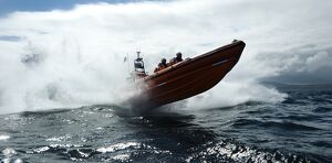 inshore lifeboats/red bay altantic 85 inshore lifeboat geoffrey