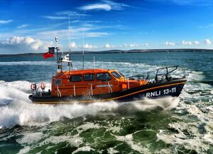 St Ives Shannon class lifeboat Nora Stachura 13-11