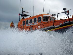 Swanage mersey class lifeboat Robert Charles Brown